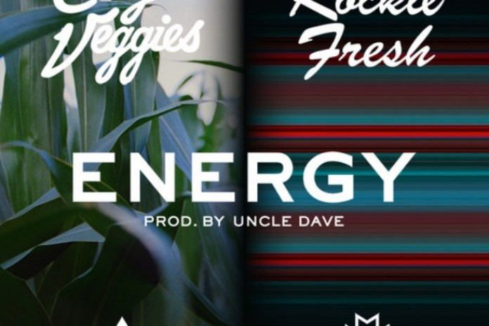 Casey Veggies & Rockie Fresh – Energy