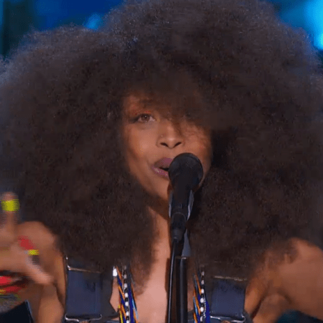 Erykah Badu - What Cha' Gonna Do For Me? (Chaka Khan Cover Live at BET Honors 2013)