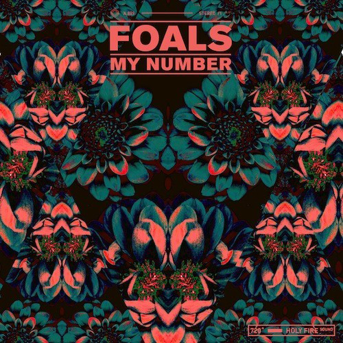Foals - My Number (Hot Chip Remix)