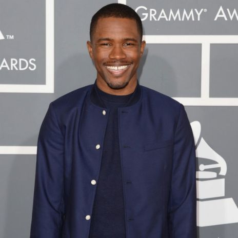 Frank Ocean Working On His Next Album?