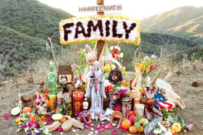 Hanni El Khatib - Family