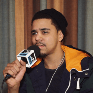 "J. Cole Explains How He Missed Out On Nas' ""Stay"" & Rick Ross's ""Tears Of Joy"""