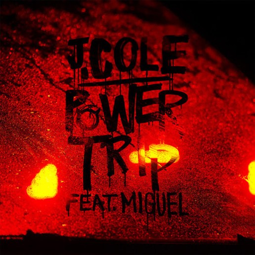 J. Cole featuring Miguel - Power Trip (Lyric Video)