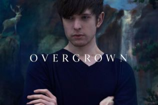 James Blake Unveils Artwork and Tracklist for 'Overgrown'