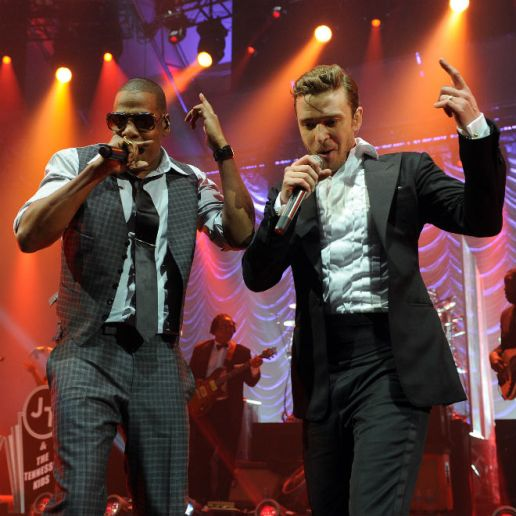 Jay-Z & Justin Timberlake Announce Tour