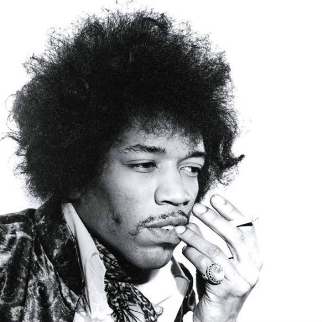 Jimi Hendrix - Earth Blues