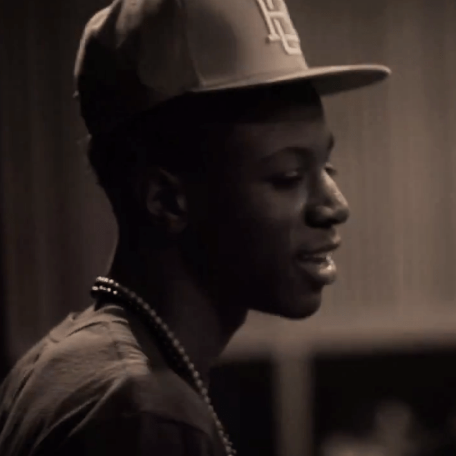Joey Bada$$ In the Studio with Pete Rock