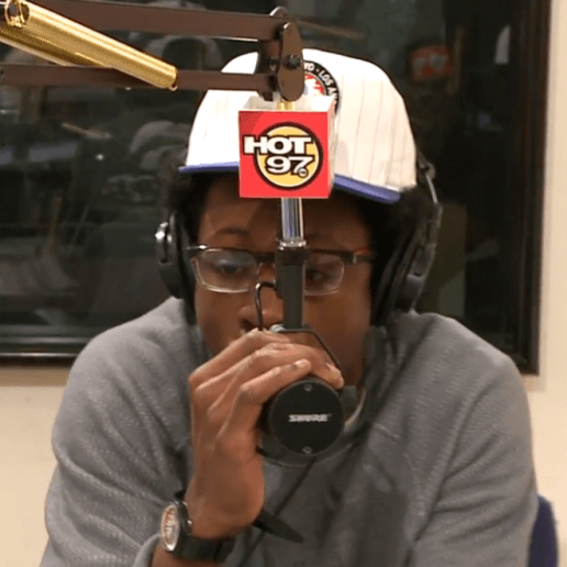 Joey Bada$$ - Funkmaster Flex Freestyle