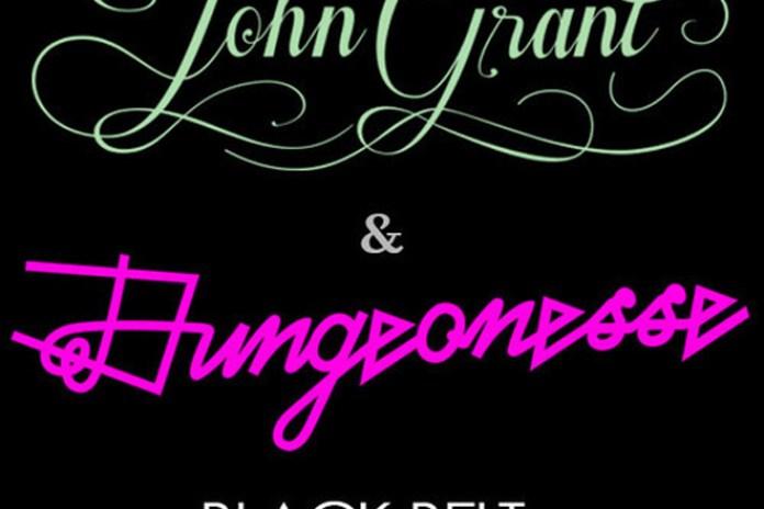 John Grant - Black Belt (Dungeonesse Remix)