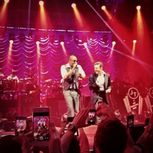 """Justin Timberlake Performs Two New Songs & """"Suit & Tie"""" with Jay-Z"""