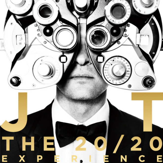 Justin Timberlake - The 20/20 Experience (Artwork & Tracklist)