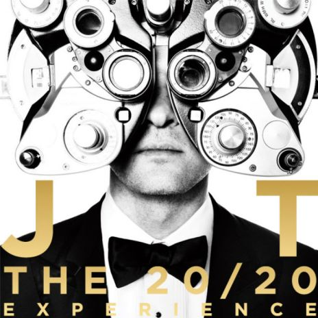 Justin Timberlake Reveals Interactive Album Cover