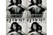 Kanye West & Kim Kardashian Go Nude for French Magazine