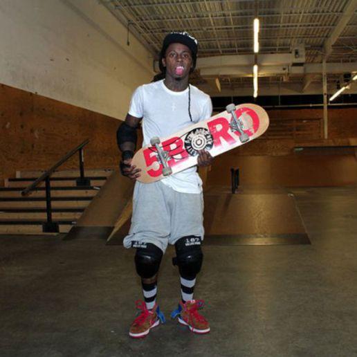 Lil Wayne Sued Over Alleged Skateboard Attack