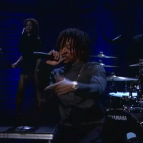 "Lupe Fiasco & Guy Sebastian Perform ""Battle Scars"" on Conan"