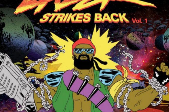 Major Lazer - Lazer Strikes Back Vol. 1 EP
