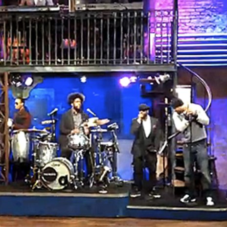 """Method Man & The Roots - """"Protect Ya Neck"""" (Live on Fallon)"""