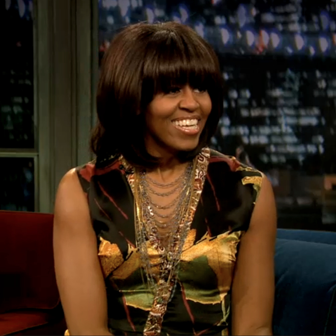 Michelle Obama Says They Listen to Frank Ocean In the White House