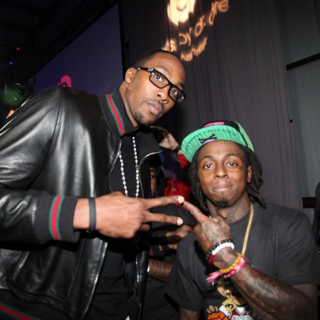 NBA Denies Banning Lil Wayne