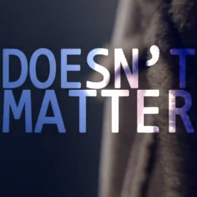 Pusha T featuring French Montana - Doesn't Matter (Trailer)