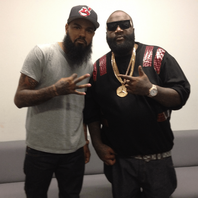 Rick Ross & Stalley - F**kin' Problems (Freestyle)