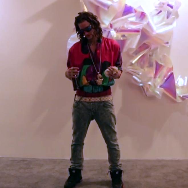 RiFF RaFF Gives a Tour of Miami's Art Scene