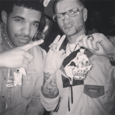 RiFF RAFF to Collaborate with Drake & A$AP Rocky