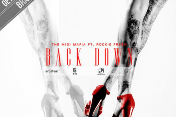 Rockie Fresh – Back Down (Produced by The MIDI Mafia)