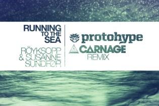 Röyskopp & Susanne Sundfor - Running To The Sea (Protohype & Carnage Remix)
