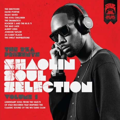 The RZA Presents Shaolin Soul Selection: Volume 1 - (Album Sampler Mixed by DJ 7L)