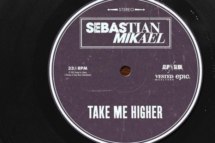 Sebastian Mikael – Take Me Higher