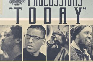 The Procussions featuring Shad and J Kyle Gregory - Today