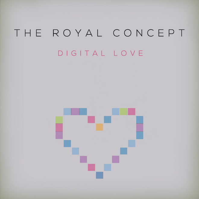 The Royal Concept - Digital Love (Daft Punk Cover)