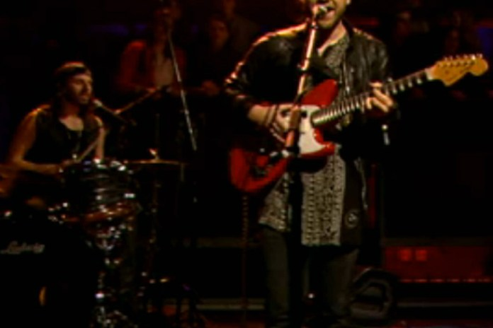 "Unknown Mortal Orchestra Perform ""So Good at Being In Trouble"" on Late Night with Jimmy Fallon"