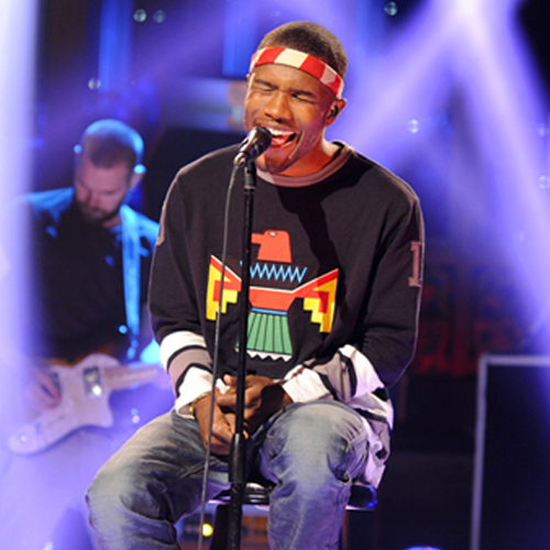Upcoming Record with Frank Ocean and Martin Gore of Depeche Mode?