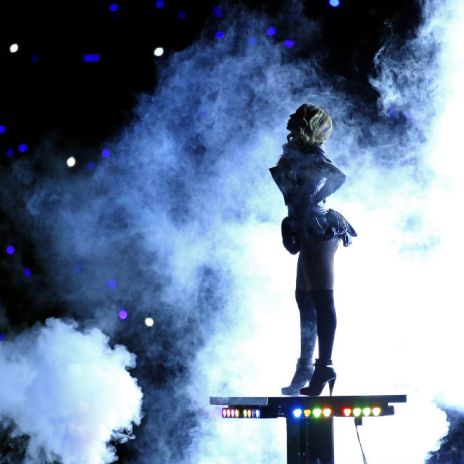 Watch Beyoncé's Super Bowl Performance