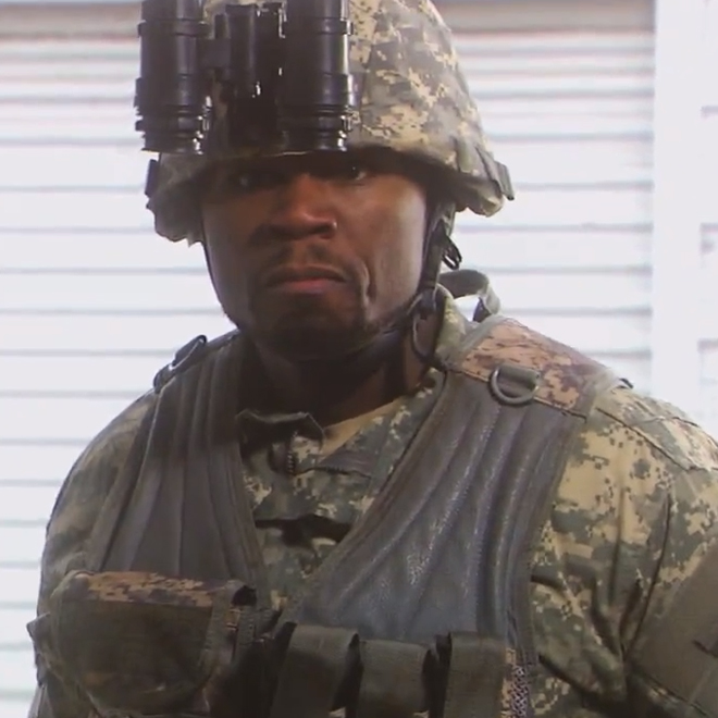 Zero Dark Fiddy: How 50 Cent Helped Find Osama bin Laden