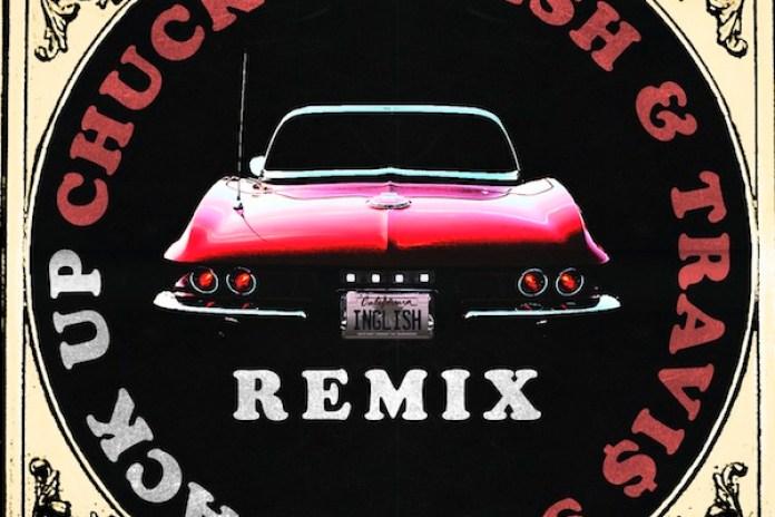 Chuck Inglish featuring Travi$ Scott – Back Up