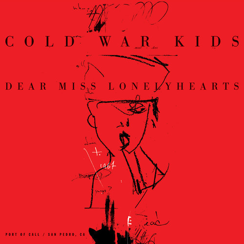 Cold War Kids - Dear Miss Lonelyhearts (Album Stream)