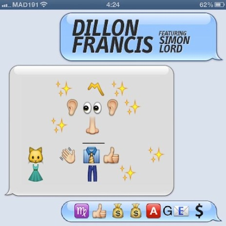 Dillon Francis featuring Simon Lord - Messages
