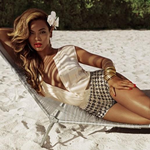 Beyoncé Chosen as the Face of H&M's 2013 Summer Collection