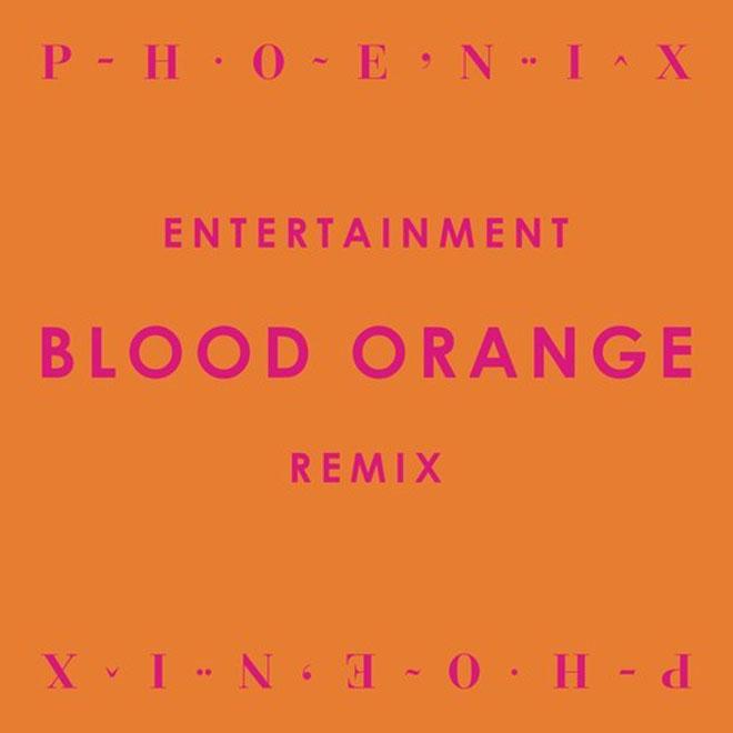 Phoenix - Entertainment (Blood Orange Remix)