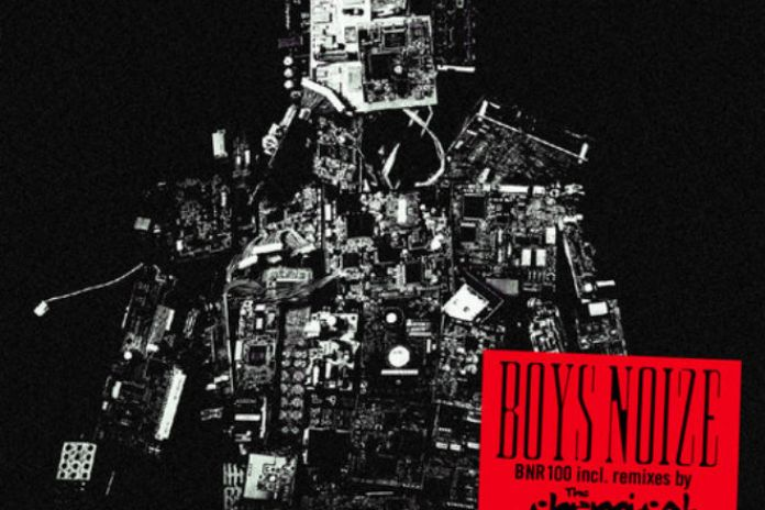Boys Noize - XTC (The Chemical Brothers Remix)