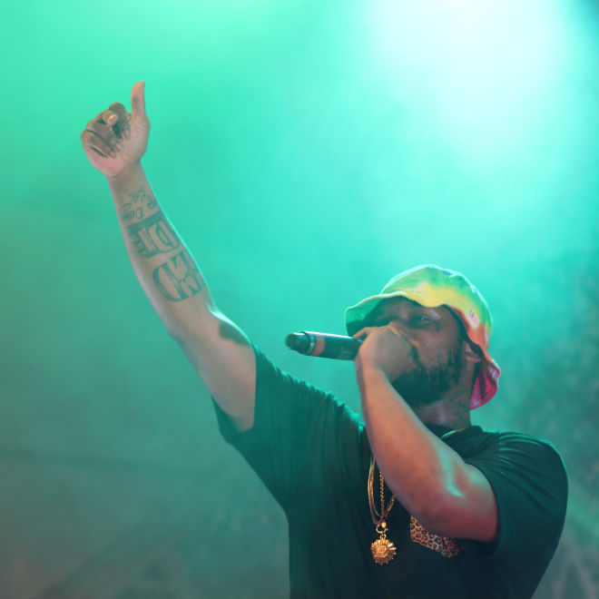 Catching Up with ScHoolboy Q at SXSW