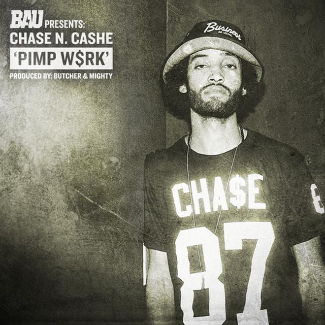 Chase N. Cashe - PIMP W$RK