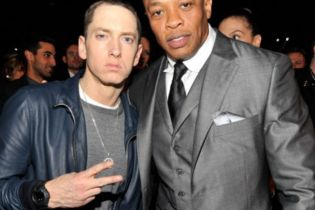 Dr. Dre Says He's Back in the Studio, Eminem's Album Almost Finished