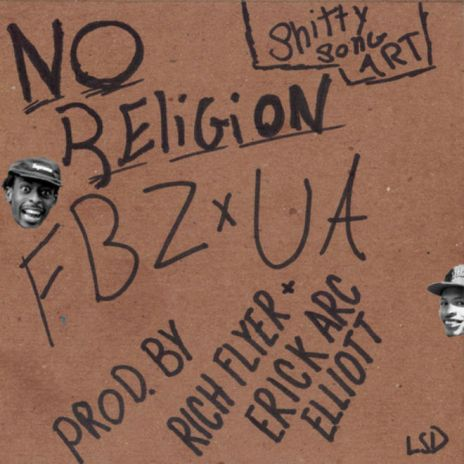 Flatbush Zombies featuring The Underachievers - No Religion