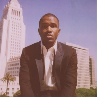 Frank Ocean Models Band of Outsiders