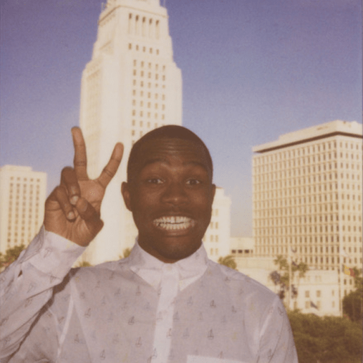 Frank Ocean Models Band of Outsiders (Part 2)
