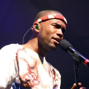 "Frank Ocean's ""Thinkin Bout You"" Goes Platinum"